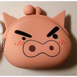 クレヨンしんちゃん がま口財布