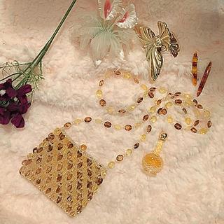 ロキエ(Lochie)の🔻vintage beads shoulder bag🌈(ショルダーバッグ)