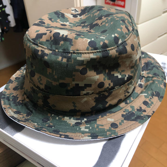 Supreme(シュプリーム)のm/l  supreme comme des garcons   hat メンズの帽子(ハット)の商品写真