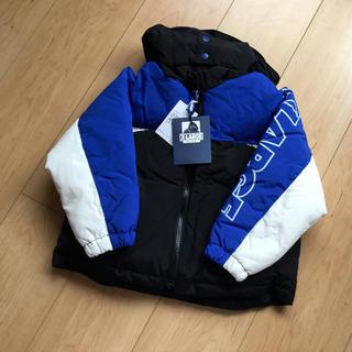 エクストララージ(XLARGE)のX-LARGE kids 新品 OGバック袖中綿ブルゾン アウター 90(ジャケット/上着)