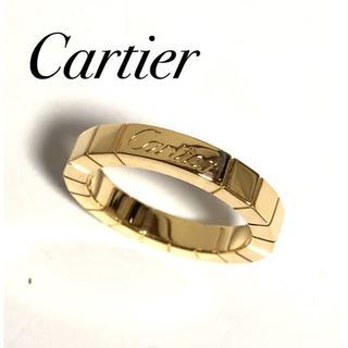 Cartier - カルティエ K18YG ラニエール リング 47号 箱付き