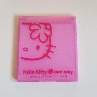 ハローキティ - キティ☆oneway☆コラボ☆鏡