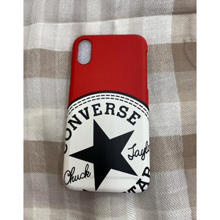 CONVERSE - 新品未使用 コンバース iPhoneXケース