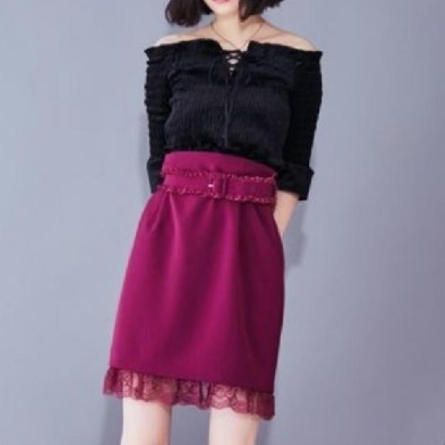 EATME(イートミー)のEATME タイトスカート レディースのスカート(ミニスカート)の商品写真