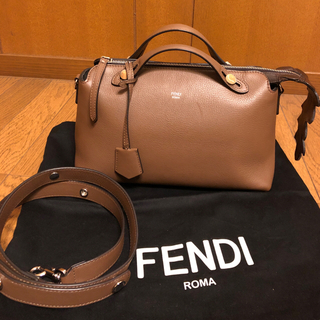 FENDI - フェンディ  バイザウェイ ブラウン