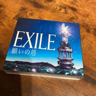 エグザイル(EXILE)の願いの塔(ポップス/ロック(邦楽))