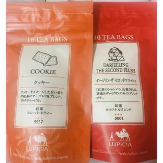 LUPICIA - 《紅茶》ルピシア  クッキー&ダージリン・ザ セカンドフラッシュ