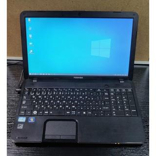 東芝 - 【MS Office2019+新品500GB HDD】東芝 B252/F