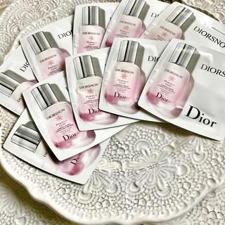 Dior - 【4,400円分】ディオール スノー パーフェクトライト ピンクのパール下地