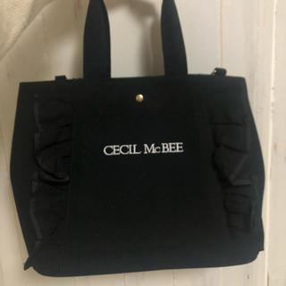 セシルマクビー(CECIL McBEE)のCECIL Mc BEE バッグ(トートバッグ)