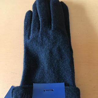 Ralph Lauren - ☆POLO RALPH LAUREN ☆手袋 レディース ブラック 新品未使用