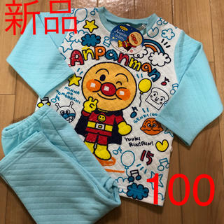 アンパンマン - 新品 アンパンマン パジャマ 100