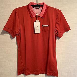マークアンドロナ(MARK&LONA)のMARK&LONA  ゴルフウェア ポロシャツ(ポロシャツ)