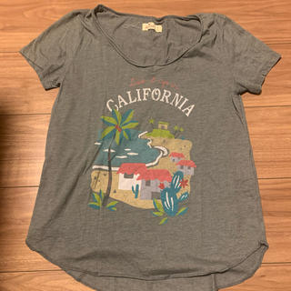 ホリスター(Hollister)のHollister T-シャツ レディース(Tシャツ(半袖/袖なし))