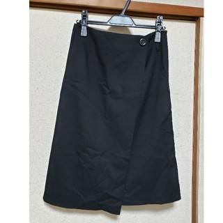 HONEYS - ラップ風タイトスカート、膝丈スカート