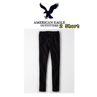 アメリカンイーグル(American Eagle)の新品 アメリカンイーグル  デニム  ジーンズ  ジェギング スキニー(デニム/ジーンズ)