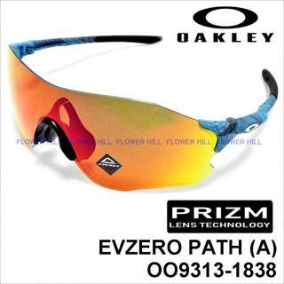 Oakley - OAKLEY オークリー イーブイゼロ パス AERO GRID アジアン