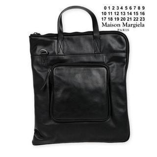 Maison Martin Margiela - 新品 マルジェラ 最上級レザーバッグ 2WAY ショルダーバッグ トート
