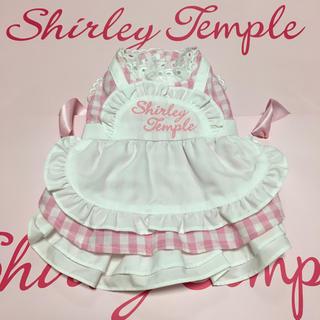 シャーリーテンプル(Shirley Temple)のシャーリーテンプルdog ピンクギンガム(犬)
