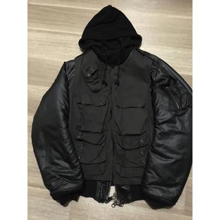 UNDERCOVER - undercover×vandalize  ボンバージャケット