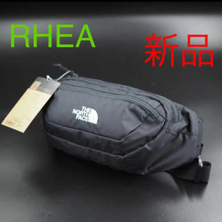 ザノースフェイス(THE NORTH FACE)の新品 RHEA ノースフェイス 黒 NM71803 ボディバッグ(ボディーバッグ)