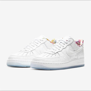 NIKE - (27.0) AIR FORCE 1 '07 PRM CHINESE 2020