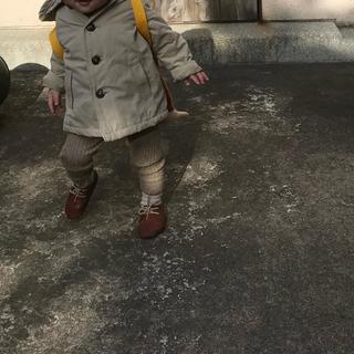 キャラメルベビー&チャイルド(Caramel baby&child )のzaramini トレンチコート caramel(ジャケット/コート)
