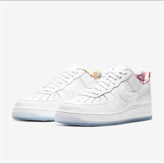 NIKE - (28.5) AIR FORCE 1 '07 PRM CHINESE 2020