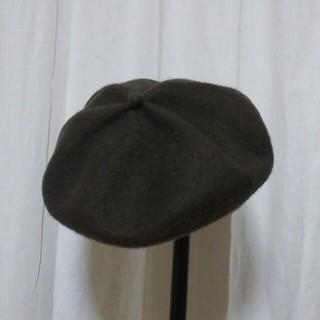 マーガレットハウエル(MARGARET HOWELL)のマチュアーハ ベレー(ハンチング/ベレー帽)