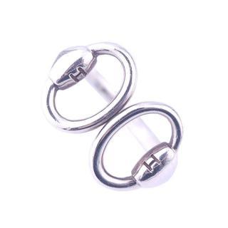 エルメス(Hermes)のHERMES エルメス ナウシカ ノージカ リング 指輪 シルバー SV 925(リング(指輪))