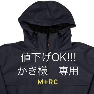 Supreme - M+RC NOIR マルシェノア Storm Raincoat Jacket