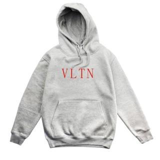 ヴァレンティノ(VALENTINO)のロゴ パーカー 海外インポート商品(パーカー)