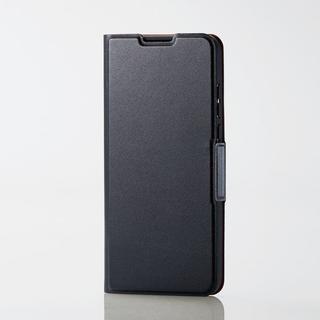 エレコム(ELECOM)のHUAWEI P30 lite用薄型ソフトレザーケース ブラック(Androidケース)