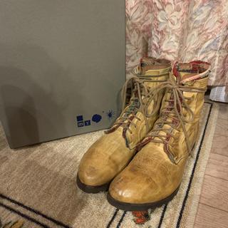 ミハラヤスヒロ(MIHARAYASUHIRO)のMIHARA YASUHIRO ミハラヤスヒロ デザインブーツ レースアップ(ブーツ)