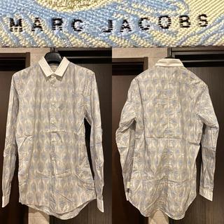 マークジェイコブス(MARC JACOBS)のMarc Jacobs(マークジェイコブス)フェザープリントシャツ メンズ L(シャツ)