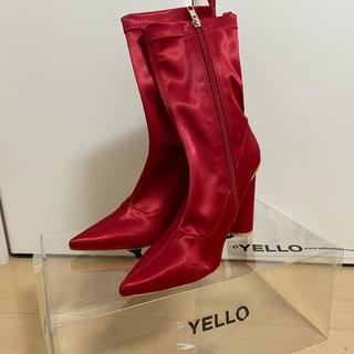 イエローブーツ(Yellow boots)のYELLO(ブーツ)