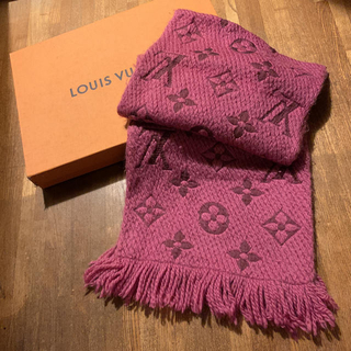 LOUIS VUITTON - LOUIS VUITTON マフラー