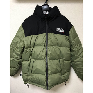 THE NORTH FACE - FIRST DOWN リバーシブルダウン 定価35,200円