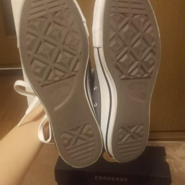 CONVERSE(コンバース)のCONVERSE グレー レディースの靴/シューズ(スニーカー)の商品写真