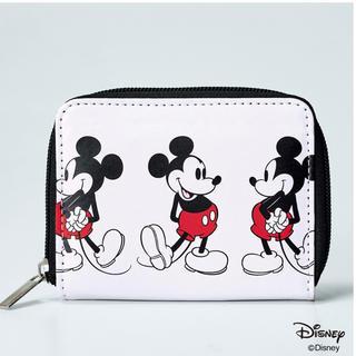 SHIPS - ミッキーマウス二つ折り財布
