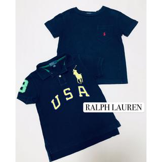 POLO RALPH LAUREN - ポロ ラルフローレン POLO 半袖 ポロシャツ 110