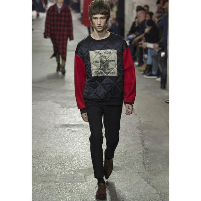 DRIES VAN NOTEN(ドリスヴァンノッテン)のdries van noten キルティングブルゾン ドリス オーバーサイズ メンズのジャケット/アウター(ブルゾン)の商品写真