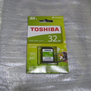 東芝 - SDカード