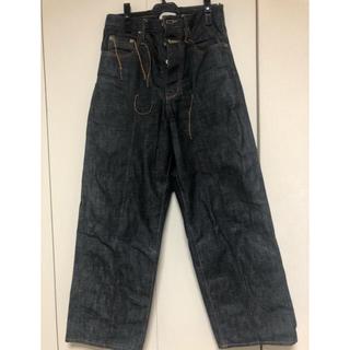JOHN LAWRENCE SULLIVAN - sugarhill denim pants