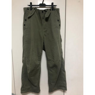ジョンローレンスサリバン(JOHN LAWRENCE SULLIVAN)のsugarhill sailer pants(カジュアルパンツ)