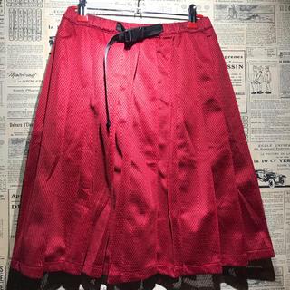 エルビーゼロスリー(LB-03)のLB-03 エルビーゼロスリー メッシュスカート サイズF(ひざ丈スカート)
