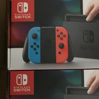 旧型 Nintendo  Switch ネオン(家庭用ゲーム機本体)