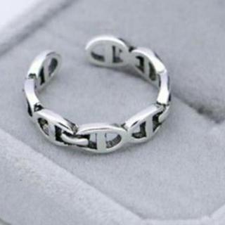 ロンハーマン(Ron Herman)のシェーヌダンクル 指輪 リング シルバー(リング(指輪))