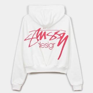 STUSSY - Stussy Designs Hoodie White