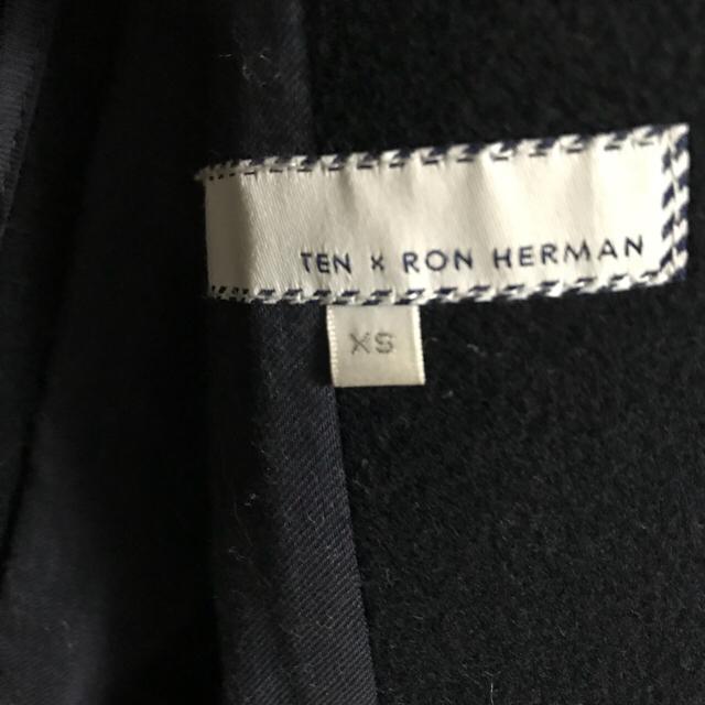 BEAUTY&YOUTH UNITED ARROWS(ビューティアンドユースユナイテッドアローズ)のten ronherman コート レディースのジャケット/アウター(チェスターコート)の商品写真